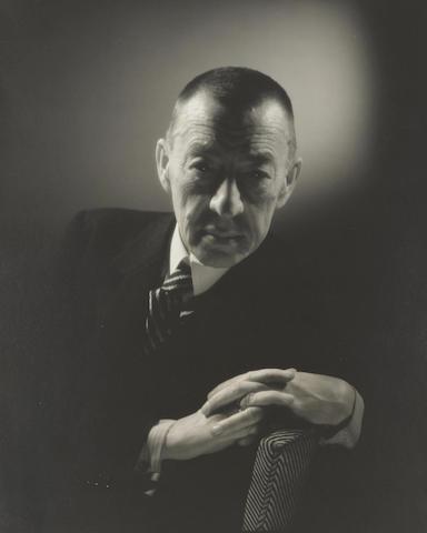 Edward Steichen-Sergei Rachmaninoff, New York-1936