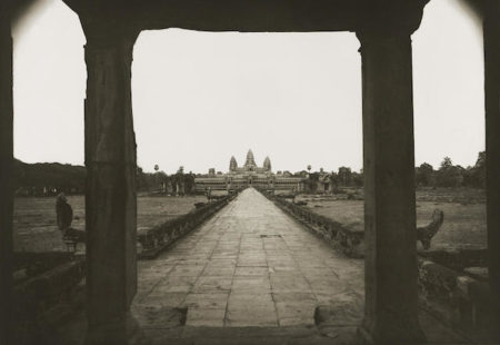 Kenro Izu-Light Over Ancient Angkor-1996