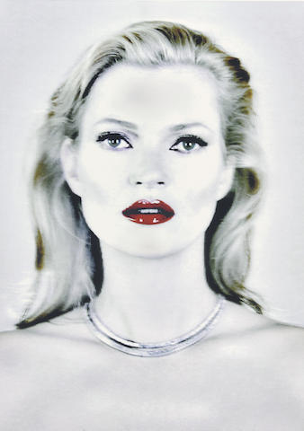 Chris Levine-Kate's Light (Kate Moss)-2014