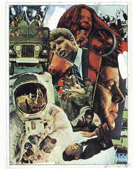 Robert Rauschenberg-Signs-1970