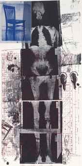 Robert Rauschenberg-Booster, from Booster and Seven Studies-1967