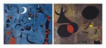 Joan Miro-Andre Breton, Constellations, Pierre Matisse, New York, 1959-1959