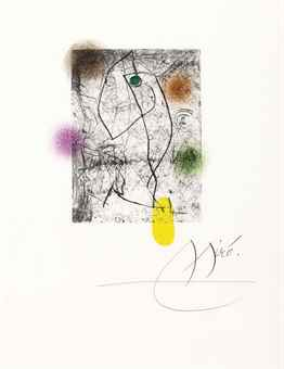 Joan Miro-Xavier Domingo, El Innocente, Robert Lydie Dutrou, Paris, 1974-1974