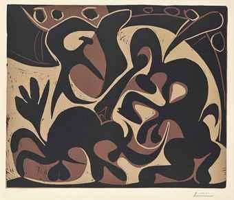 Pablo Picasso-Picador-1959