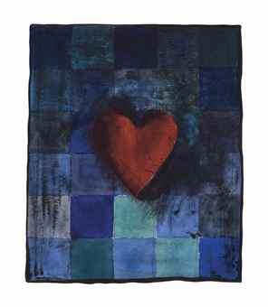 Jim Dine-Hart in Blu-1995