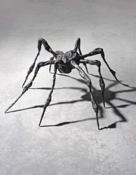 Louise Bourgeois-Spider III-1999