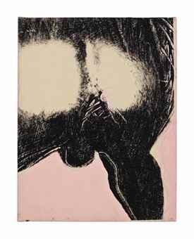 Andy Warhol-Male Torso (Buttocks)-1977