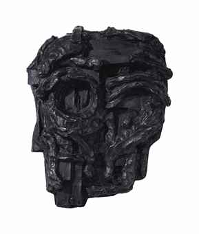 Thomas Houseago-Construction Mask II-2012