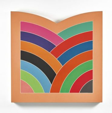 Frank Stella-Kufa Gate-1968