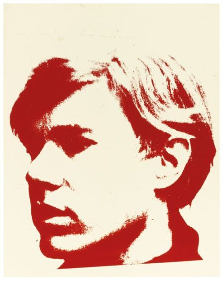Andy Warhol-Self-Portrait-1967