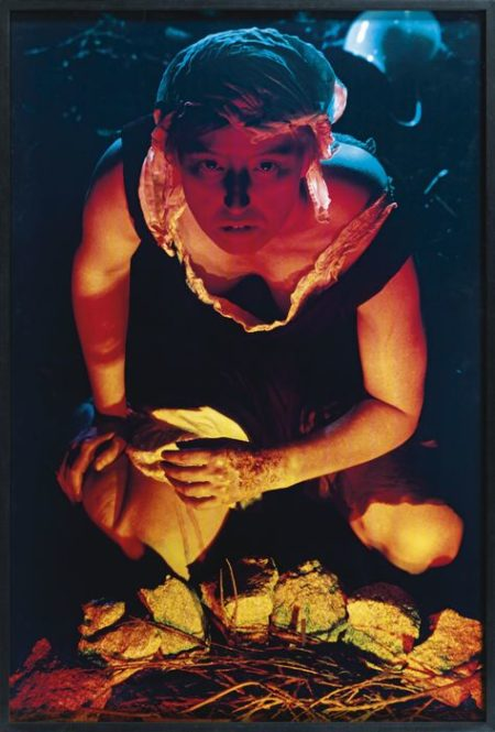 Cindy Sherman-Untitled #154-1985