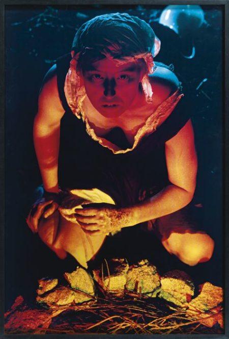 Cindy Sherman-Untitled #154-1985