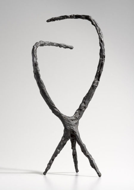 Alexander Calder-Embracing Arms (Upraised Arms)-1969