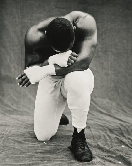Michel Comte-Mike Tyson-1990