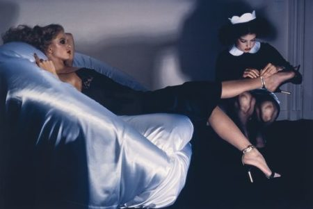 Guy Bourdin-Charles Jourdan, Autumn-1977