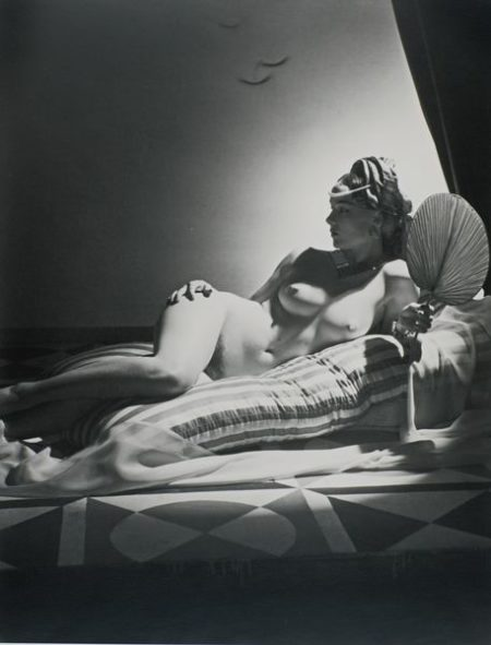 Horst P. Horst-Odalisque I, New York-1943