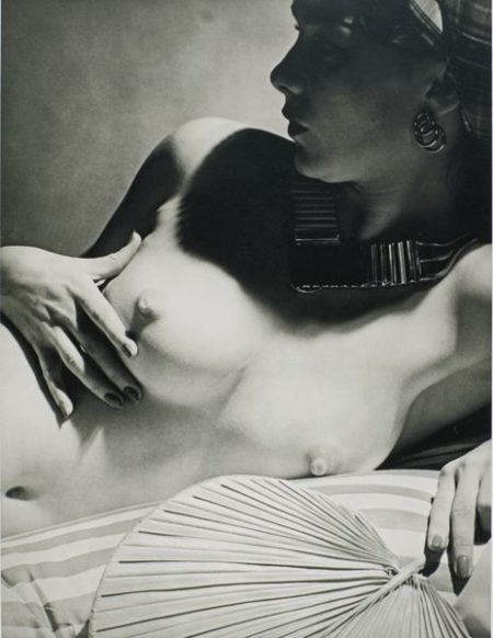 Horst P. Horst-Odalisque III, New York-1943