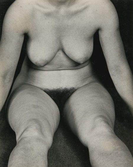 Edward Weston-Nude-1933