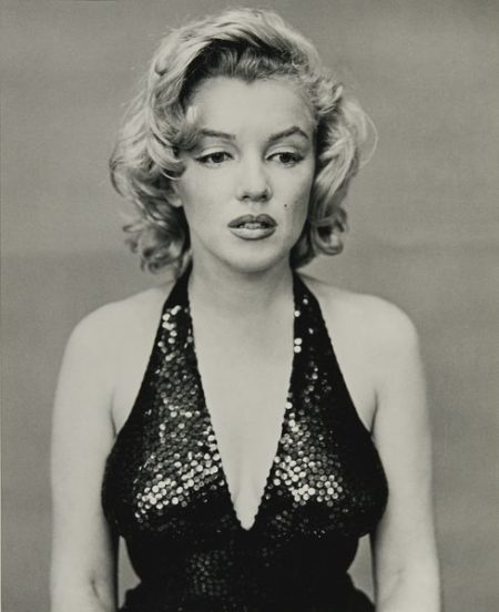 Richard Avedon-Marilyn Monroe, Actress, New York City-1957