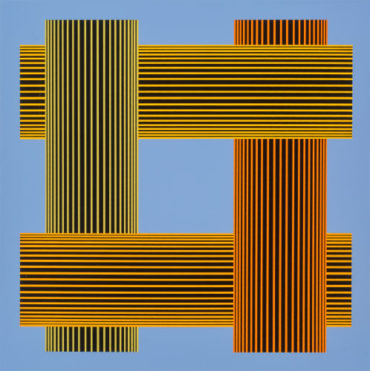 Richard Anuszkiewicz-Untitled (Translumina)-1989
