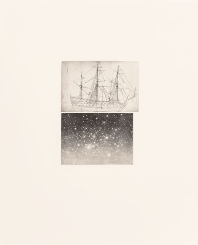 Vija Celmins-Alliance-1983