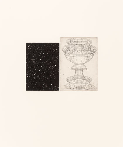 Vija Celmins-Constellation - Uccello-1983