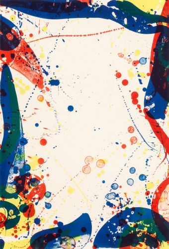 Sam Francis-Sulphur Water-1967