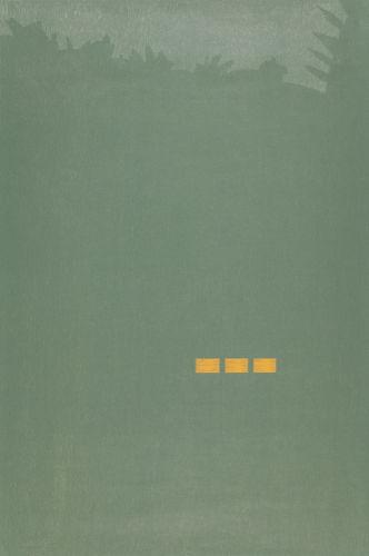 Alex Katz-Campfrom Carnegie Hall 100th Anniversary Portfolio-1990