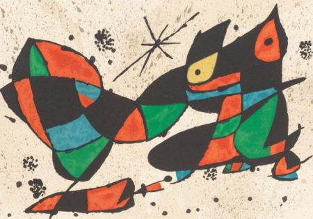 Joan Miro-Obra grafica-1978