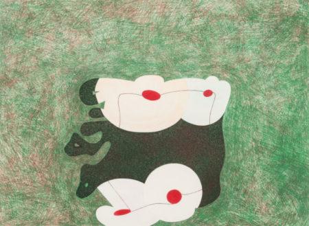Thomas Nozkowski-Untitled #2-2002