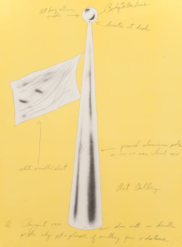 James Rosenquist-Art Gallery-1971