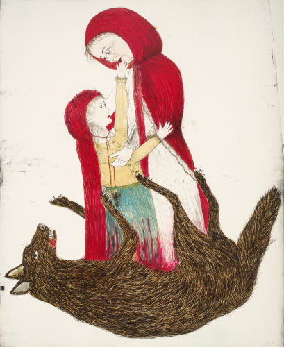 Kiki Smith-Born-2002