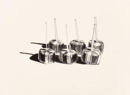 Wayne Thiebaud-Suckers State I-1968