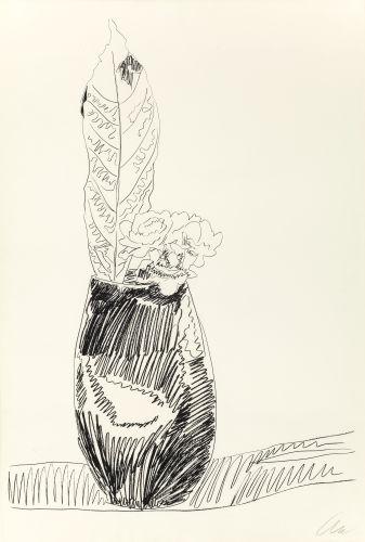 Andy Warhol-Flowers-1974