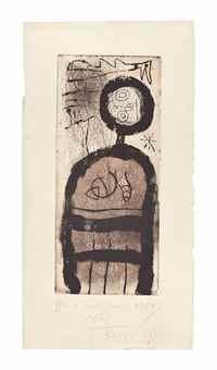 Joan Miro-La Creole-1958
