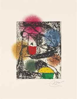 Joan Miro-Barb I-1987
