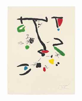 Joan Miro-Son Abrines II-1987