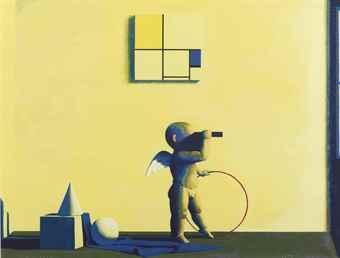 Liu Ye-For Mondrian-2000