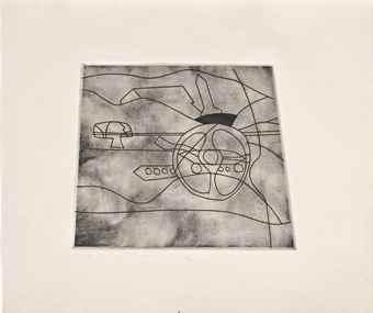 Ben Nicholson-Tesserete-1966