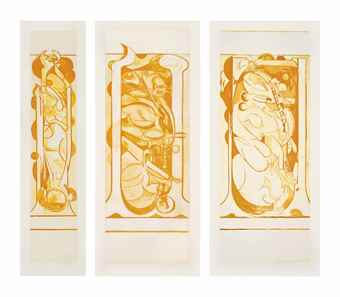 Pupa I, II, III Yellow-1977