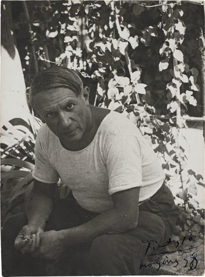 Dora Maar-Pablo Picasso-1938