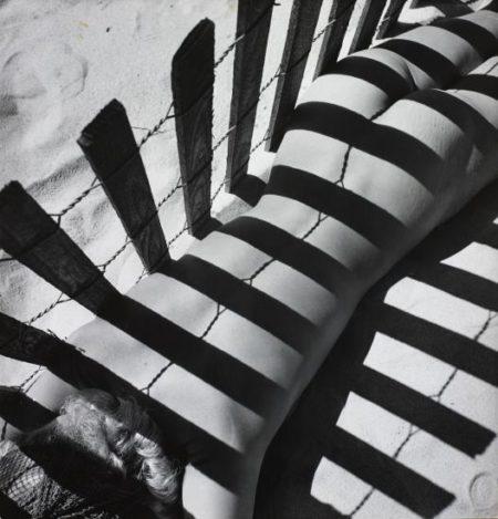 Fernand Fonssagrives-Sand Fence-1930