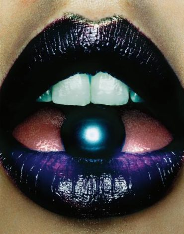 Nick Knight-Black Pearl-1996