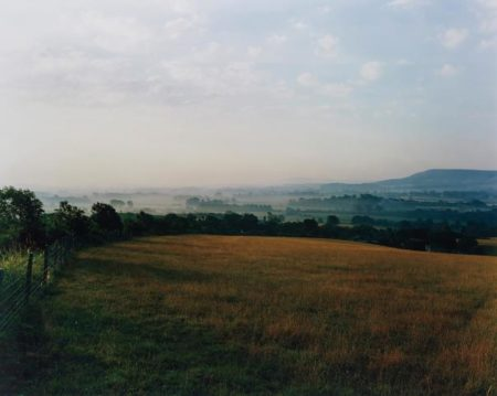 Harry Cory Wright-Firle Beacon From Mount Caburn-2006