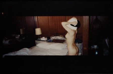 Nobuyoshi Araki-Untitled (Standing Nude) From A Nikki/A Diary-1994