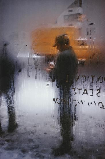Saul Leiter-Snow-1960