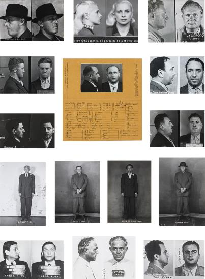 Anonymous - Collection Of Criminal Mugshots-1960