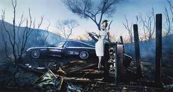 David LaChapelle-Exposure of Luxury, Los Angeles, CA-2009