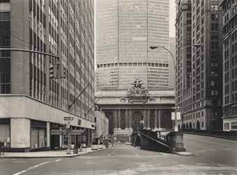 Thomas Struth-Park Avenue, New York, Midtown-1978