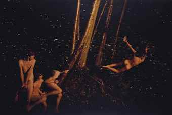 Ryan McGinley-Brandee (Midnight Flight)-2011